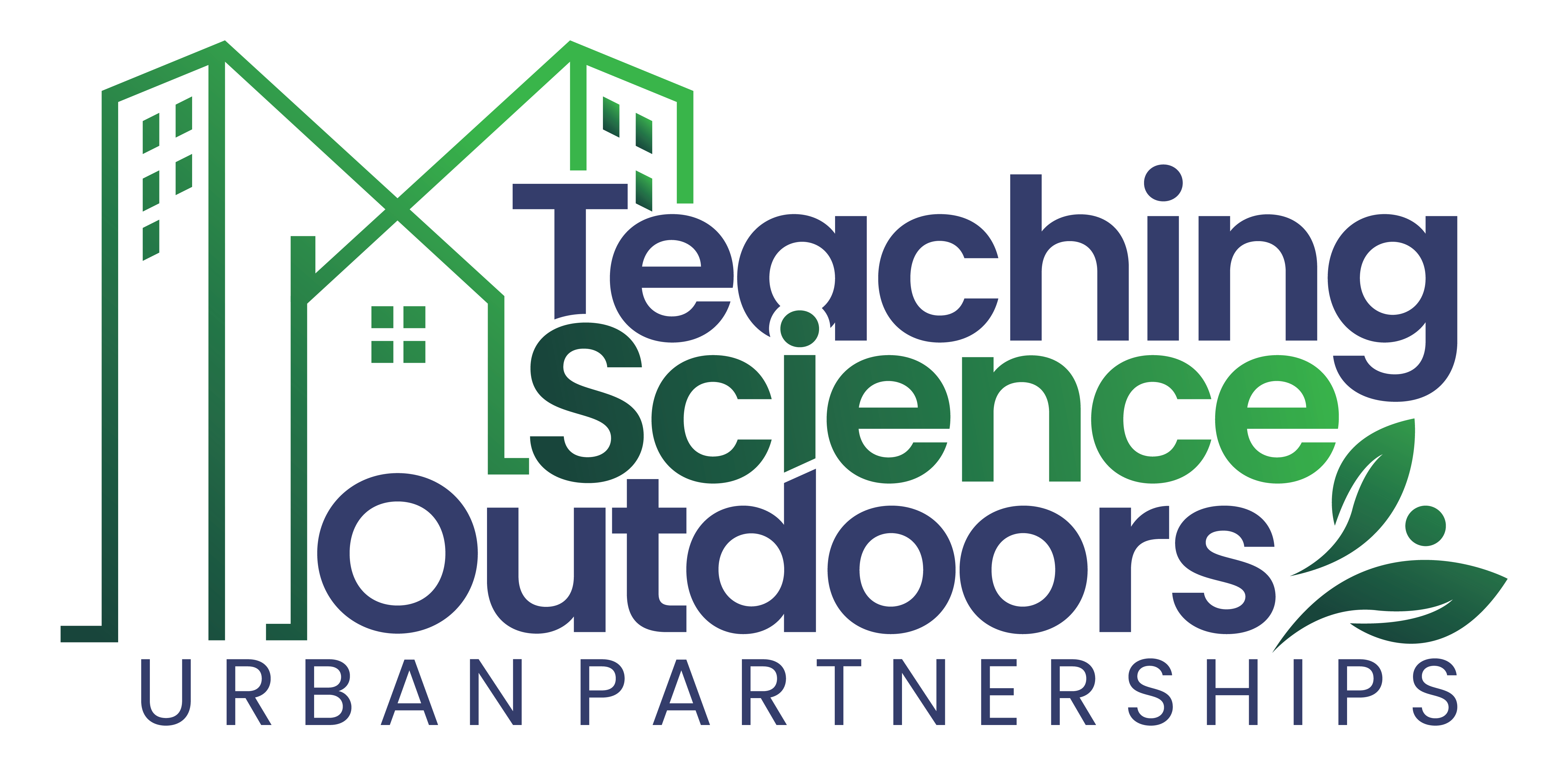 Teaching Science Outdoors Logo